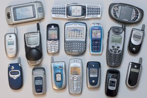 Mobile Phones Makes Contact Easy
