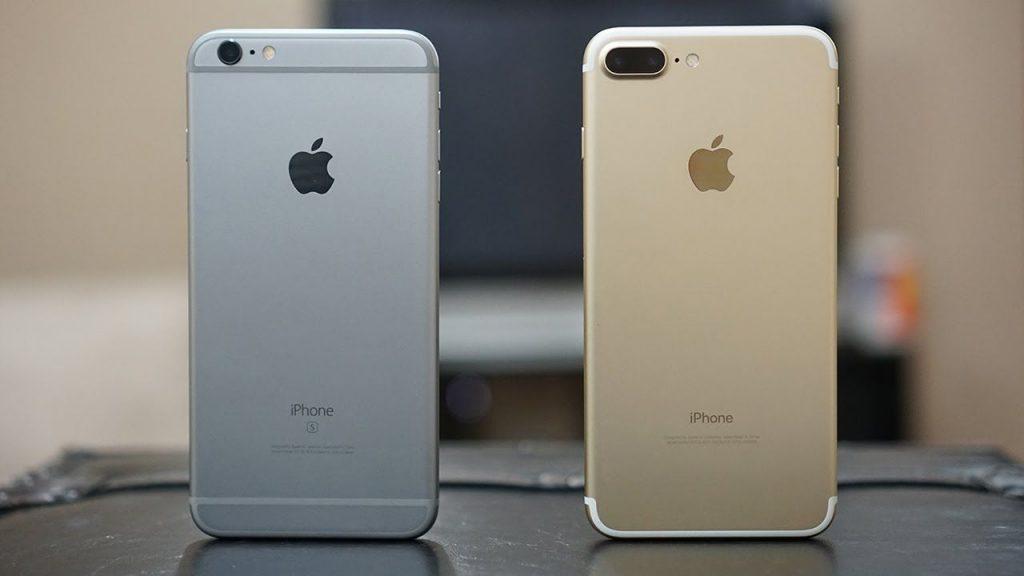 IPhone 6s vs iPhone 7