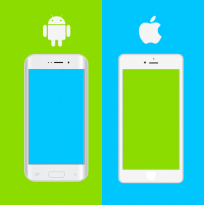Apple Store And Android Store