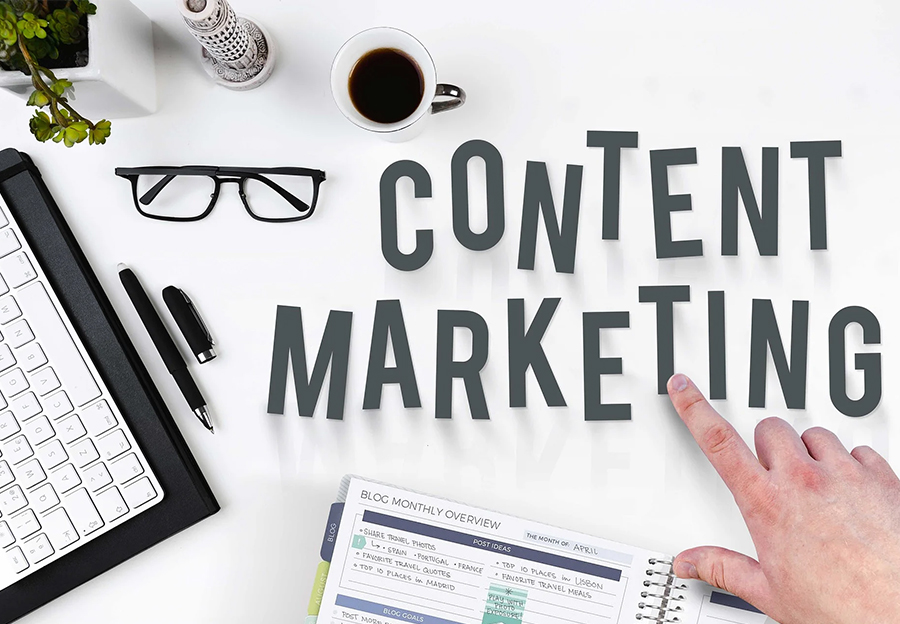 Difference In Content And Content Marketing