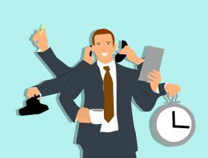 Multi-tasking in Custom Business Software Development