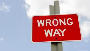 Guest blogging the wrong way