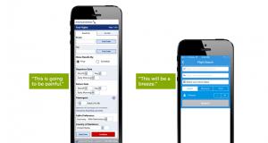 User Friendly Mobile App