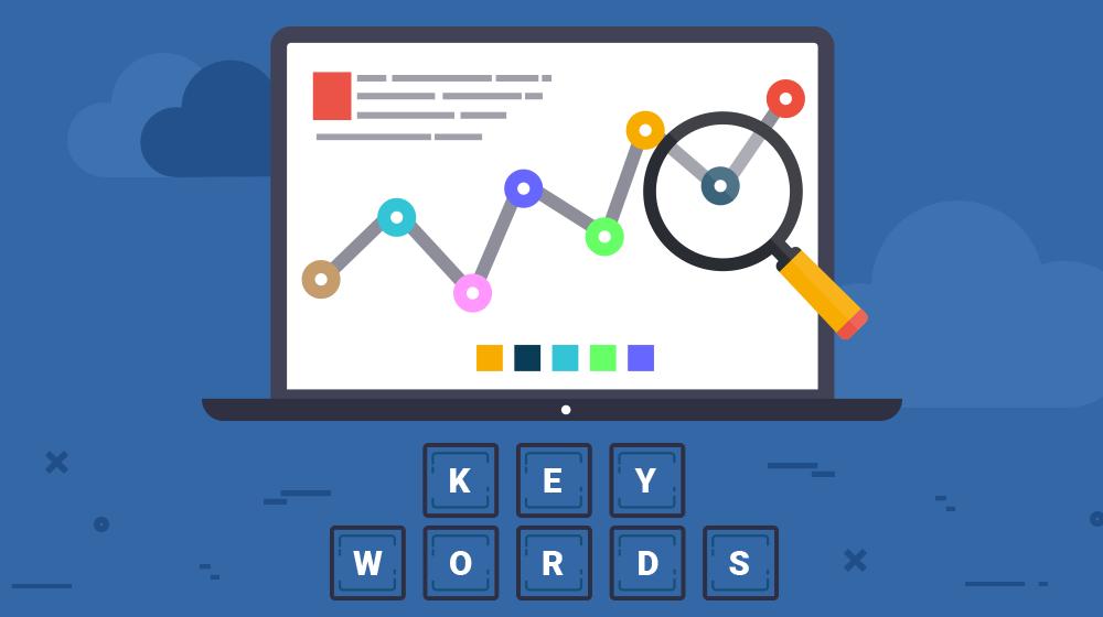 Factors determining the Keyword Ranking