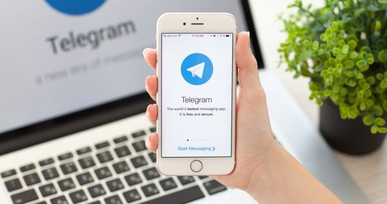 Telegram achieves a milestone by passing 200 MAUs for its messaging app