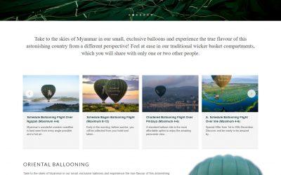 orientalballooning