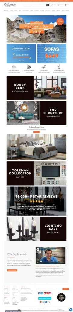colemanfurniture