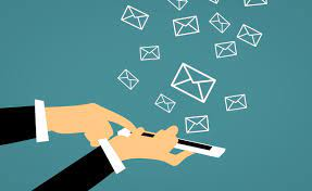 Advertisement Through Email