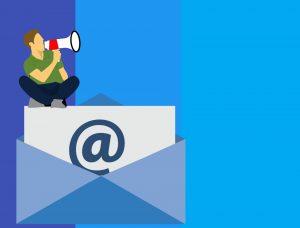 Advertisement Through Digital Mail Marketing