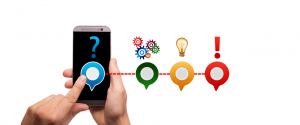 Smart-phone facts with user friendly website
